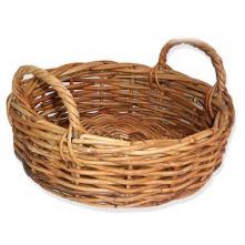 Rattan Round Bread Basket