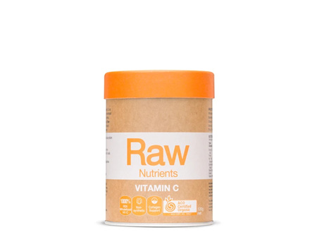 Raw Nutrients Vitamin C 120g