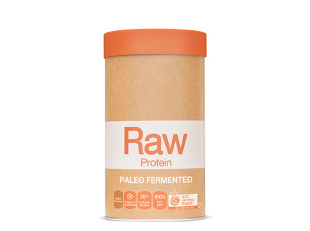 Raw Paleo Fermented Protein Salted Caramel Coconut 500g