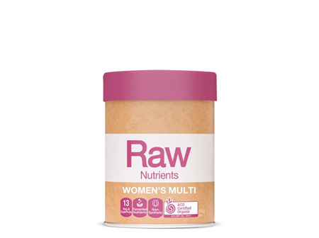 Raw Prebiotic Women's Multi 100g