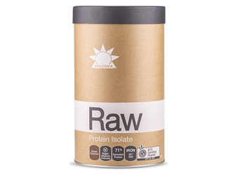 Raw Protein Isolate Choc Coconut 500g
