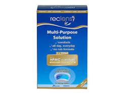 Reclens M/Prps Sltn 2X500Ml W Lens Case