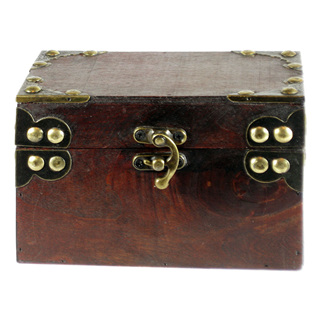 Large Rectangular Dice Chest