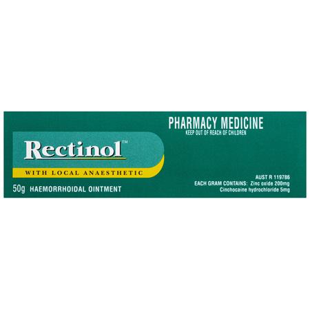 Rectinol Ointment 50g