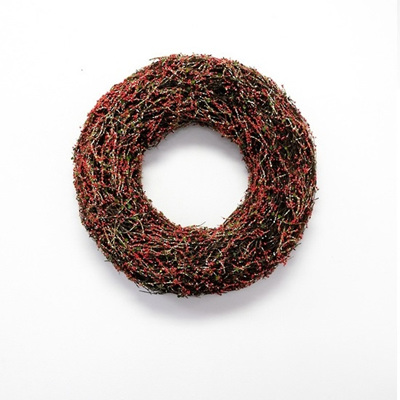 Red Berry / Twig Wreath