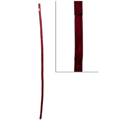 Red Large Bamboo 4-5cm(H)