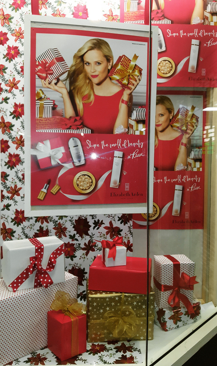 Reece Witherspoon for Elizabeth Arden