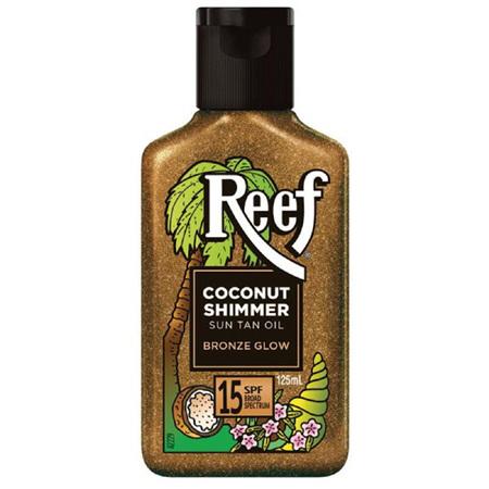 REEF Coco Shim Mer Oil SPF15 125ml