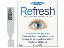 Refresh Eye Drops 30 x 0.4ml
