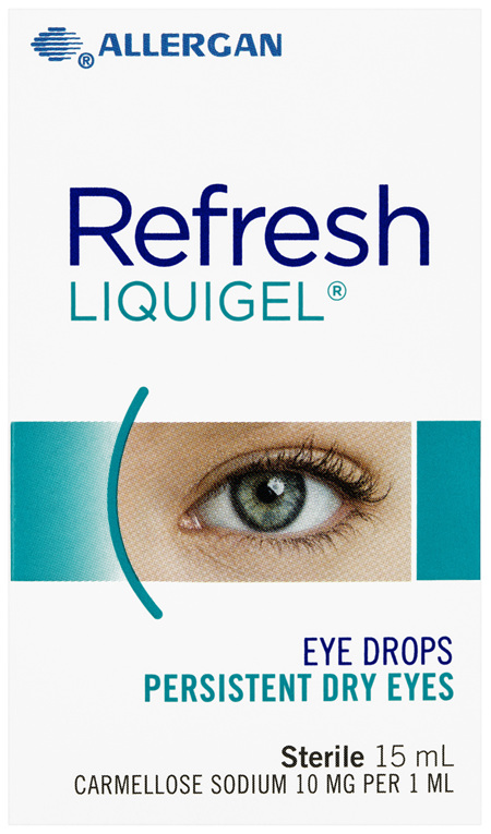 Refresh Liquigel Eye Drops 15 mL