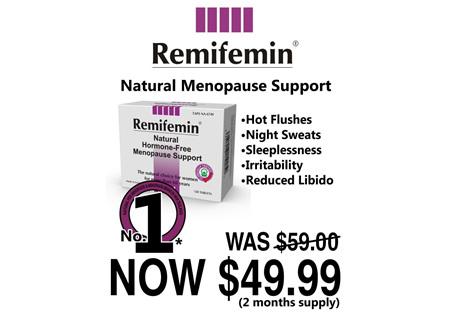 REMIFEMIN Menopause Support 120tab