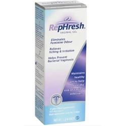 REPHRESH Vaginal Gel 4s