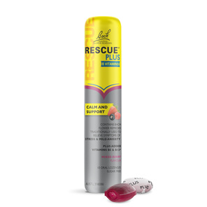 Rescue Plus Lozenges 12 Pack