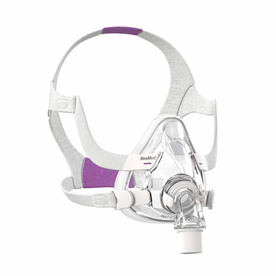ResMed AirFit F20 Full Face CPAP mask for HER