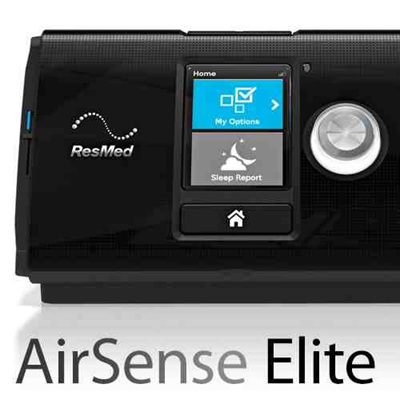 ResMed AirSense 10 Elite CPAP machine (with free wireless connection)