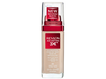 Revlon Age Defying™ 3X Foundation 05 Fresh Ivory