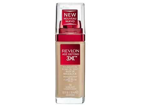 Revlon Age Defying™ 3X Foundation Bare Buff