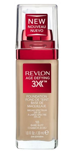 Revlon Age Defying™ 3X Foundation Bare Buff