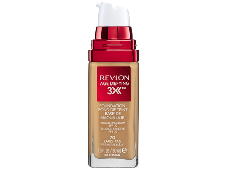 Revlon Age Defying™ 3X Foundation Early Tan