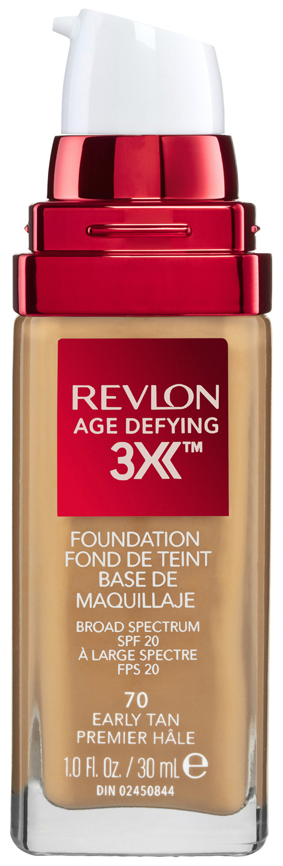 Revlon Age Defying™ 3X Foundation Early Tan
