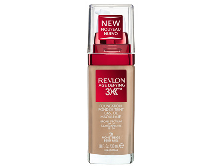 Revlon Age Defying™ 3X Foundation Honey Beige