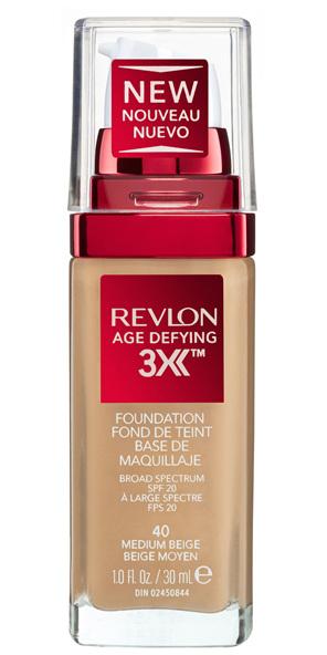Revlon Age Defying™ 3X Foundation Medium Beige
