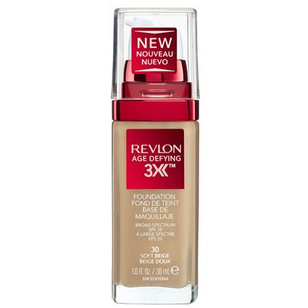 Revlon Age Defying™ 3X Foundation Soft Beige