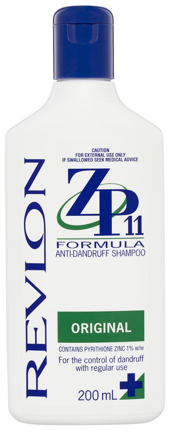 Revlon Anti-Dandruff Shampoo Original 200mL