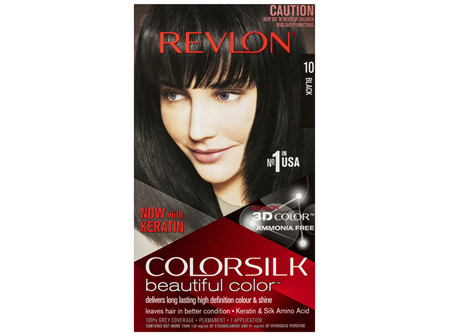 Revlon Colorsilk Beautiful Color 10 Black