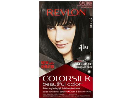 Revlon Colorsilk Beautiful Color 10 Black