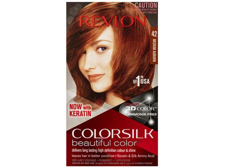 Revlon Colorsilk Beautiful Color 42 Medium Auburn