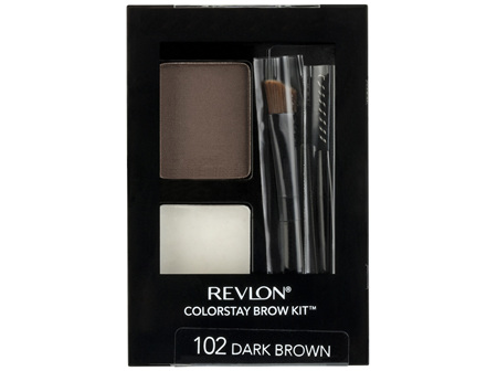 Revlon Colorstay Brow Kit™ Dark Brown