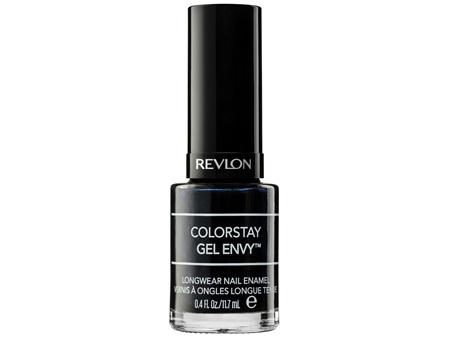 Revlon Colorstay Gel Envy™ Nail Enamel Black Jack