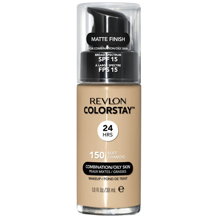 Revlon Colorstay™ Makeup For Combination/Oily Skin Buff