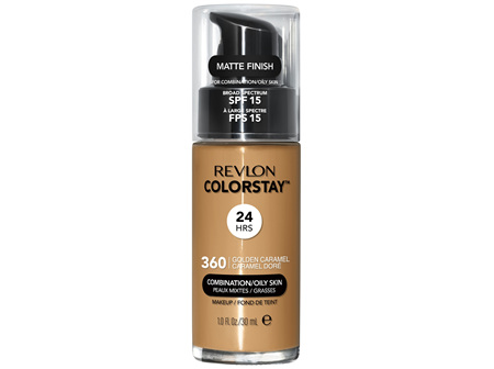 Revlon Colorstay™ Makeup For Combination/Oily Skin Caramel