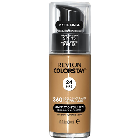 Revlon Colorstay™ Makeup For Combination/Oily Skin Caramel