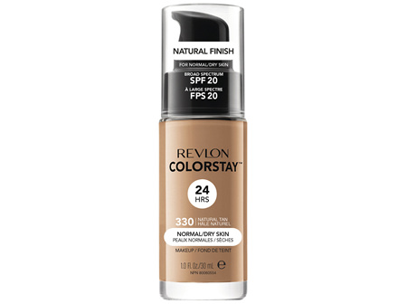 Revlon Colorstay™ Makeup For Normal/Dry Skin Natural Tan