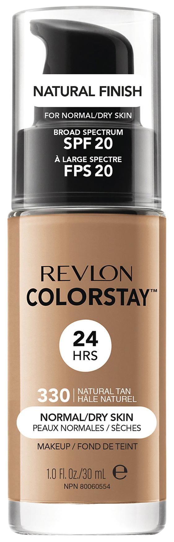 Revlon Colorstay™ Makeup For Normal/Dry Skin Natural Tan