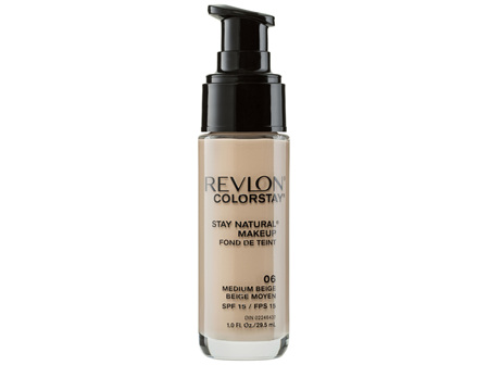 Revlon Colorstay Natural Makeup 06 Medium Beige