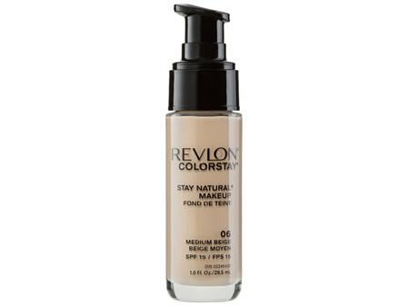 Revlon Colorstay Natural Makeup 06 Medium Beige