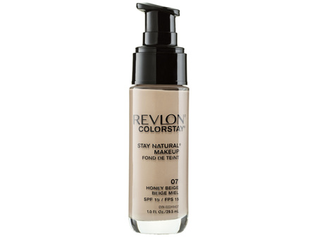 Revlon Colorstay Natural™ Makeup Honey Beige