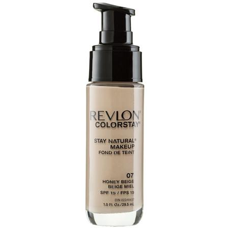Revlon Colorstay Natural™ Makeup Honey Beige