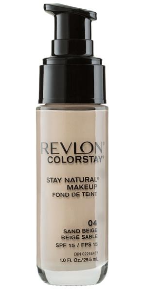 Revlon Colorstay Natural™ Makeup Sand Beige