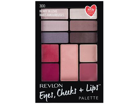Revlon Eyes, Cheeks + Lips Palette™ Berry In Love