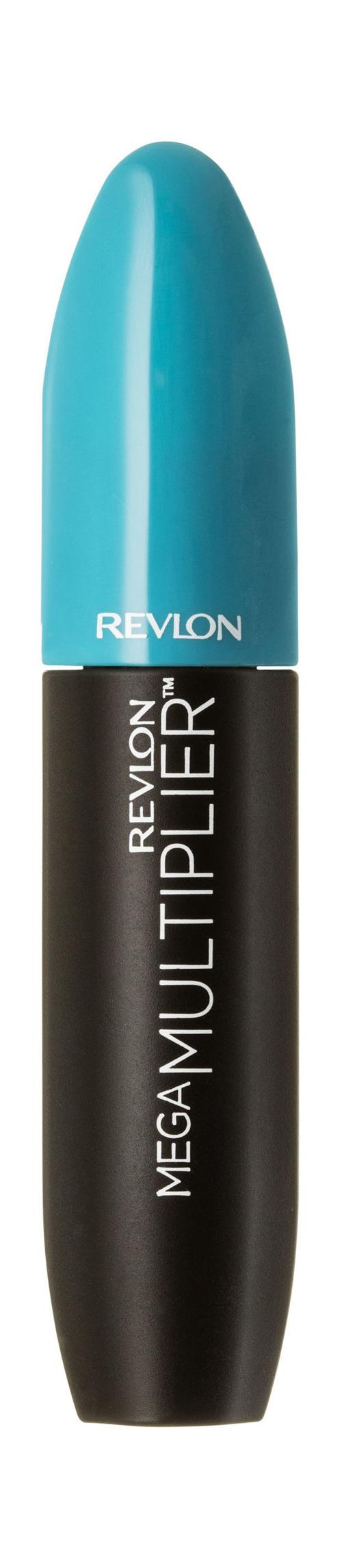 Revlon Mega Multiplier™ Mascara Blackest Black