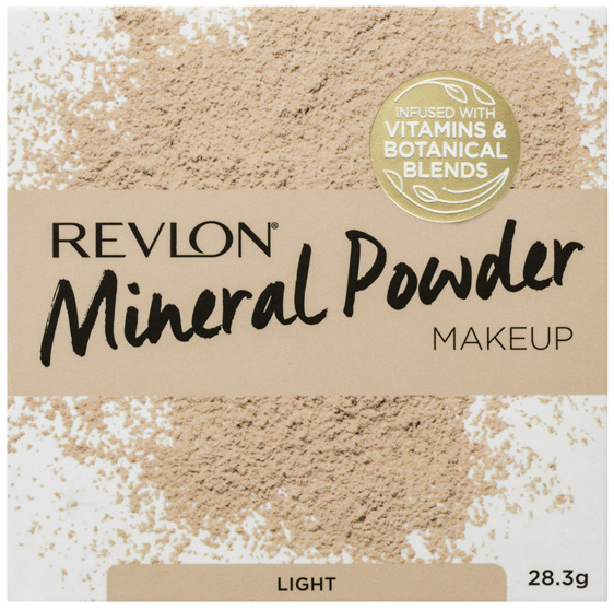 Revlon Mineral Powder Makeup Light