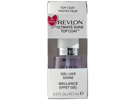 Revlon Nail Care Ultimate Shine Top Coat