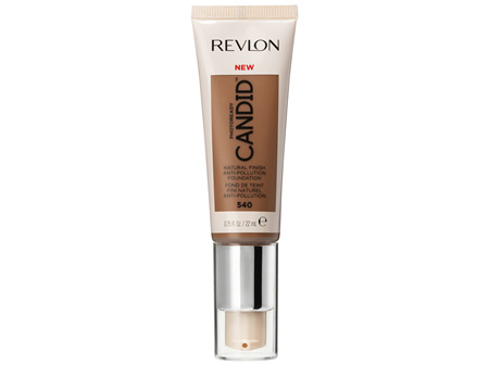 Revlon PhotoReady Candid™ Natural Finish Anti-Pollution Foundation Walnut