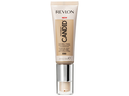 Revlon PhotoReady Candid™ Natural Finish Anti-Pollution Foundation Light Honey