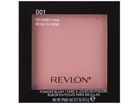 Revlon Powder Blush Oh Baby! Pink